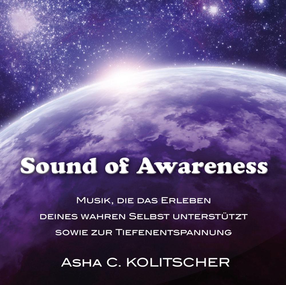 CD Sound of Awareness Vol. 1, Asha C. Kolitscher
