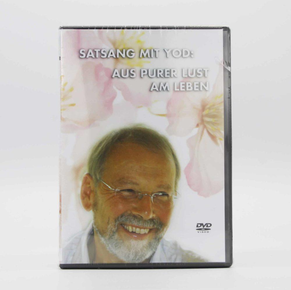DVD | Satsang mit Yod - Aus purer Lust am Leben 1