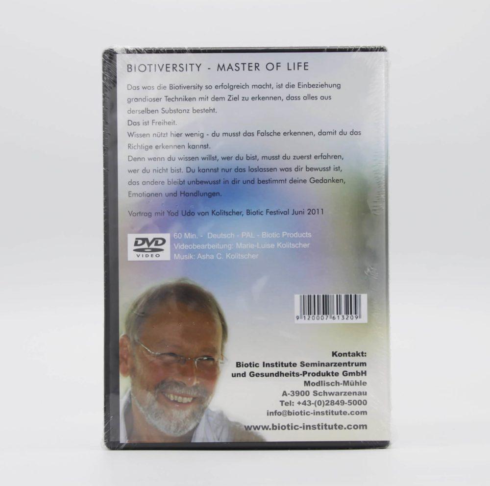 DVD | Biotiversity Transformationsprozess 2