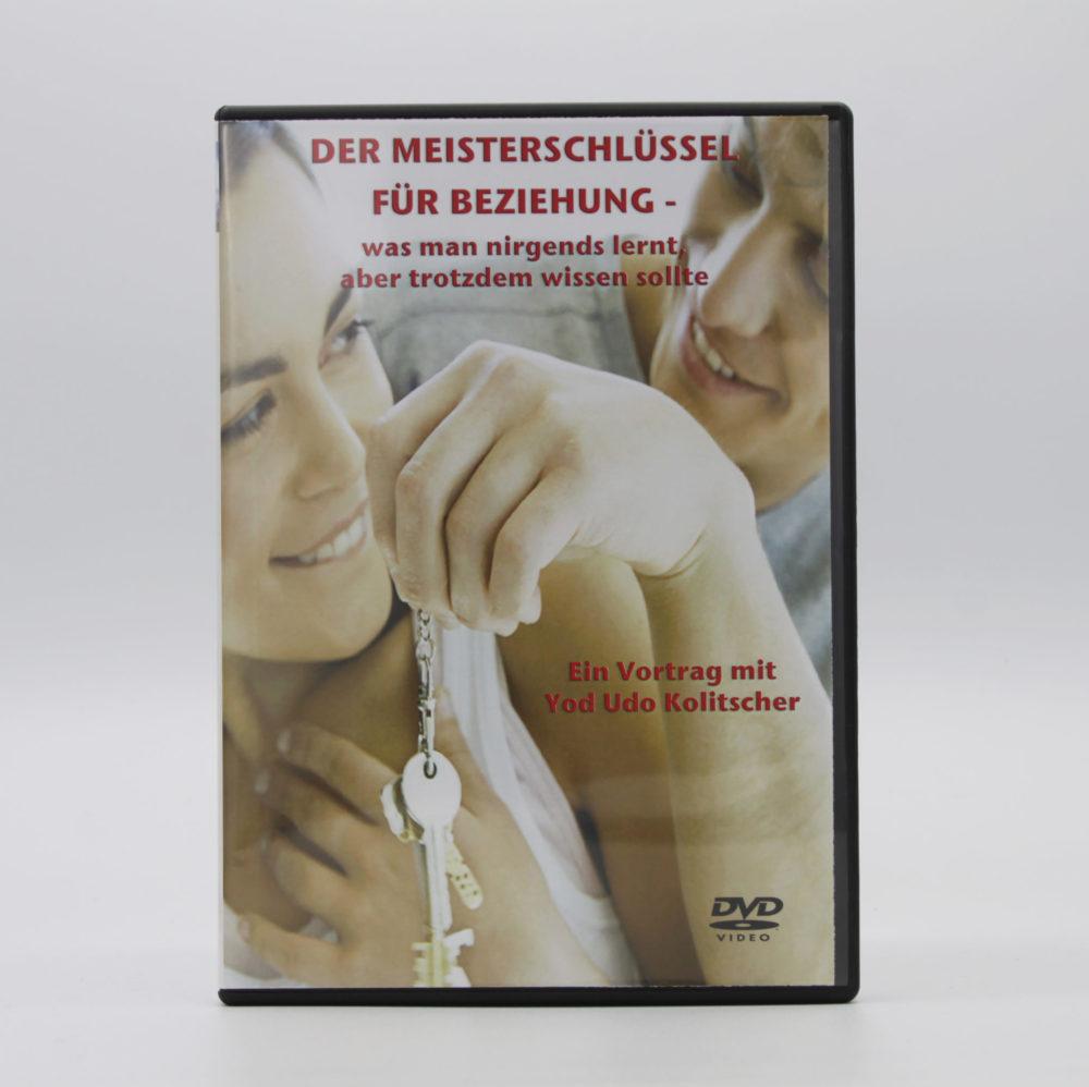 DVD | Der Meisterschlüssel für Beziehung 1