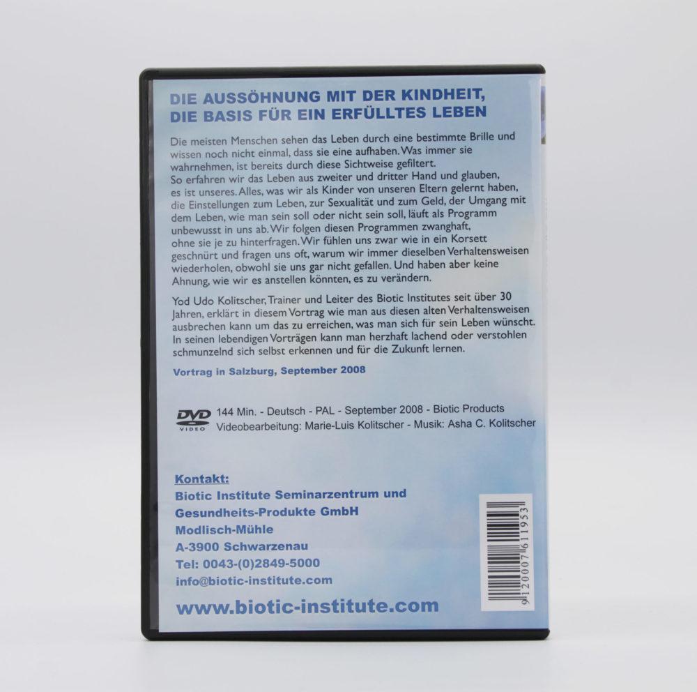 DVD | Die Aussöhnung mit der Kindheit, die Basis für ein erfülltes Leben 2