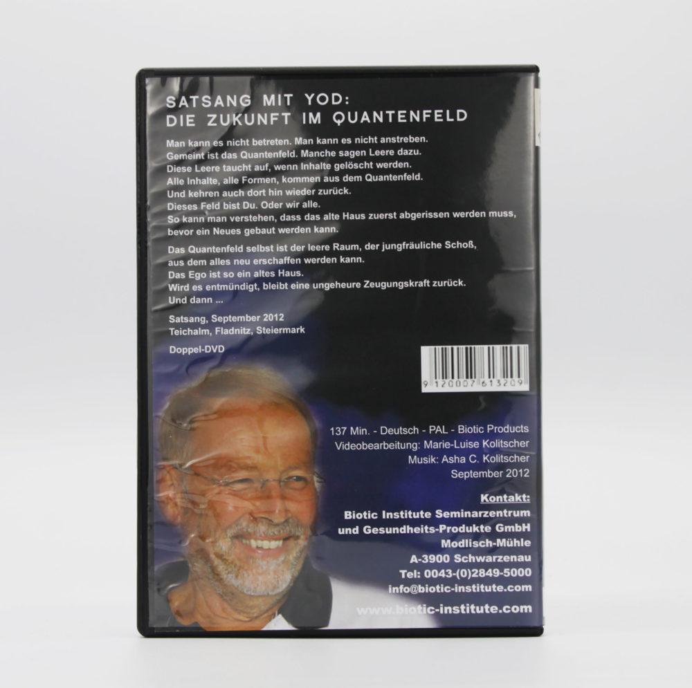 DVD | Die Zukunft im Quantenfeld 2