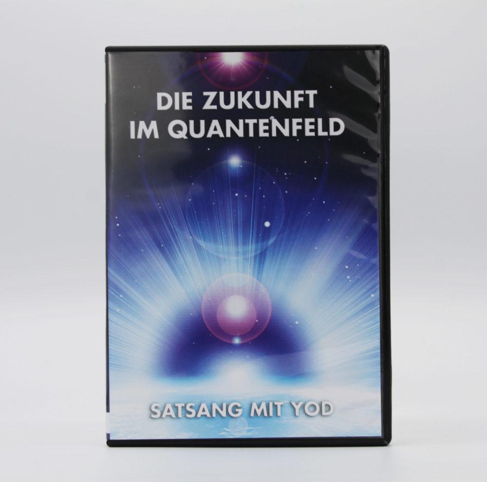 DVD | Die Zukunft im Quantenfeld 1