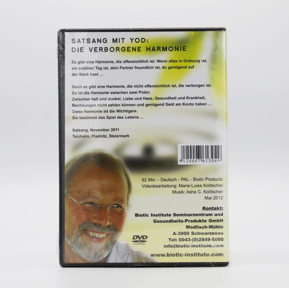 DVD | Die verborgene Harmonie 2