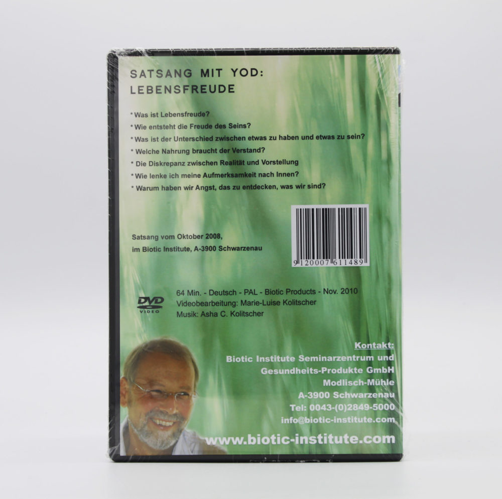DVD   Lebensfreude 2