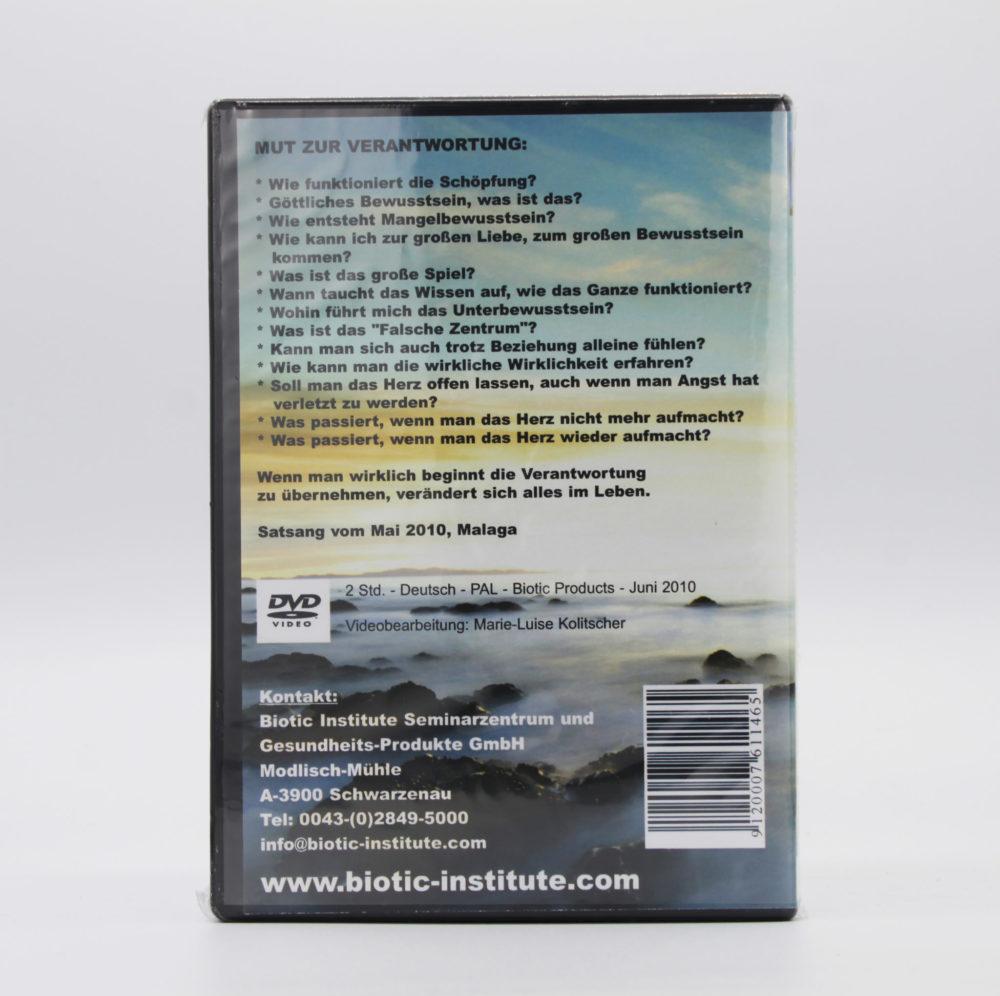 DVD   Mut zur Verantwortung 2