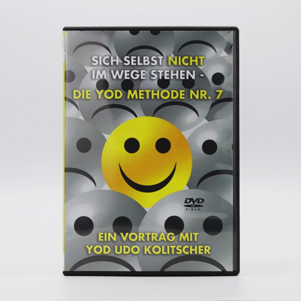 DVD | Sich selbst nicht im Wege stehen 1