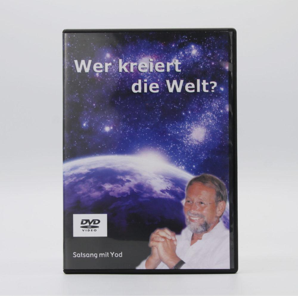 DVD | Wer kreiert die Welt? 1