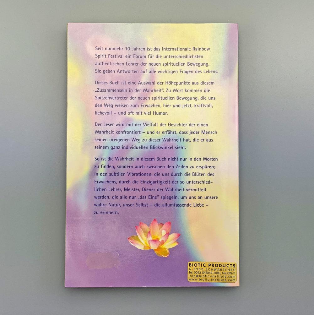 Buch | Blüten des Erwachens 2