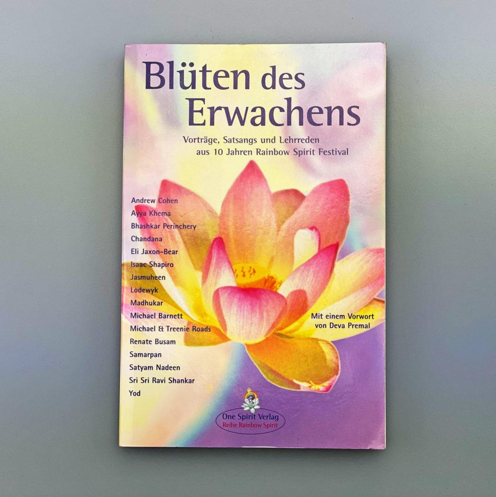Buch | Blüten des Erwachens 1
