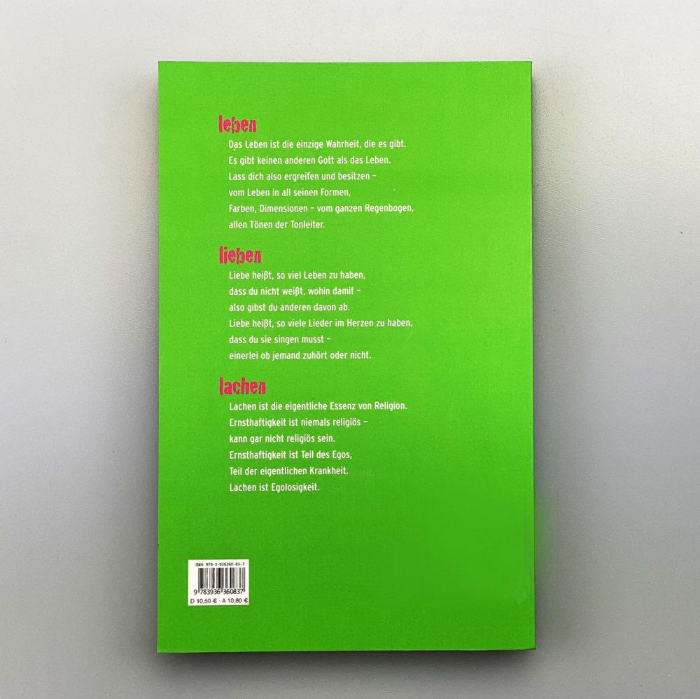 Buch | Leben Lieben Lachen 1