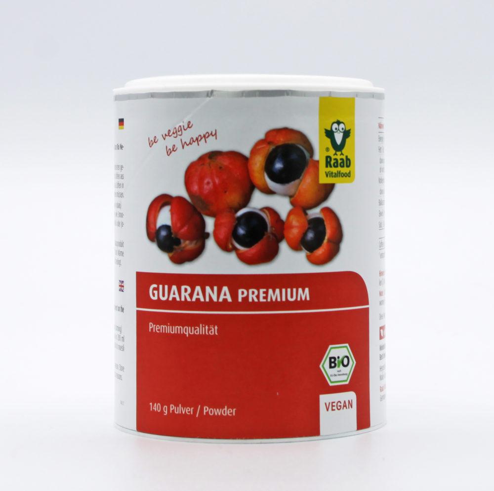 Guarana Premium bio