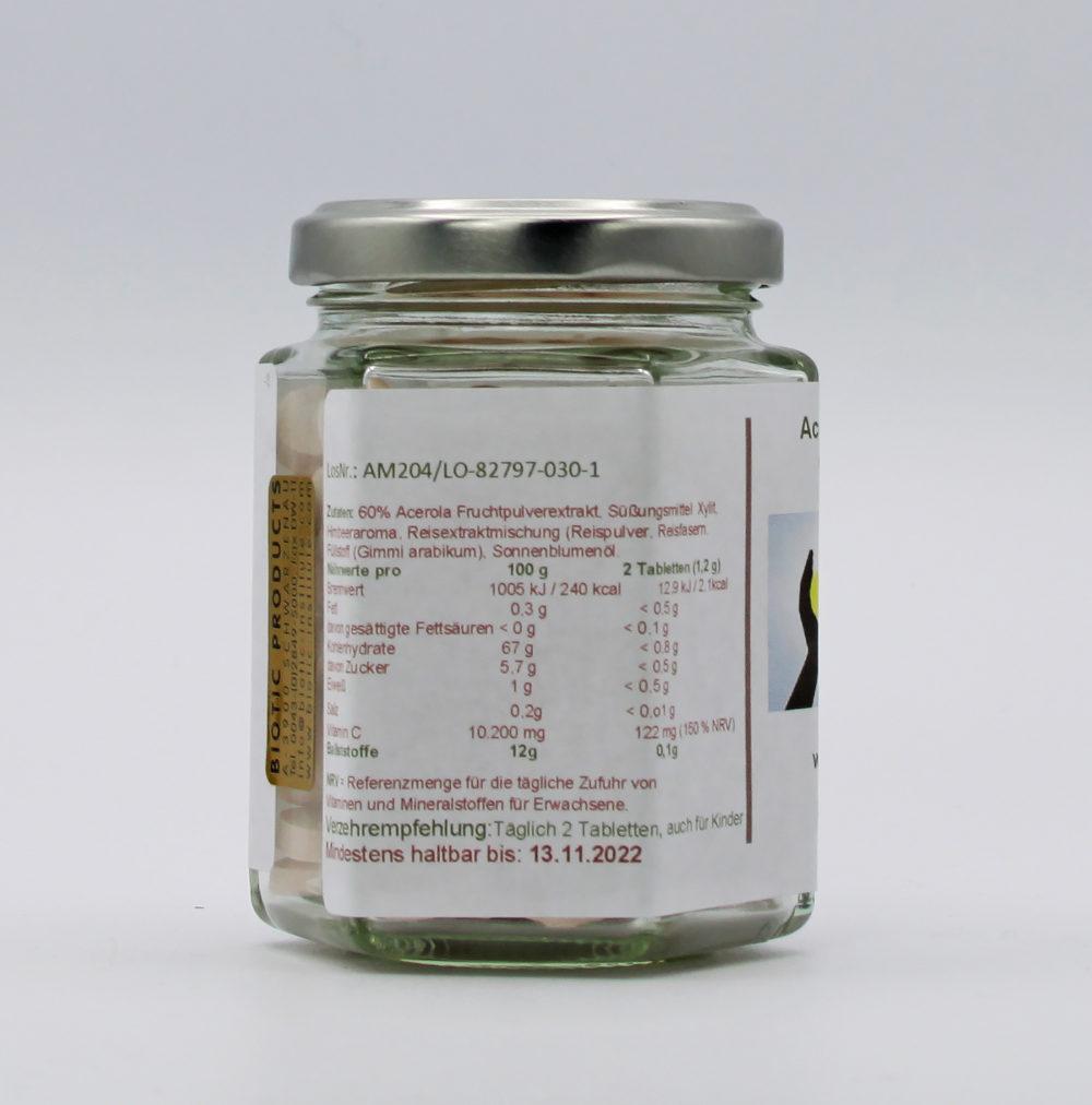 Merciful Trading | Acerola Lutschtabletten 1