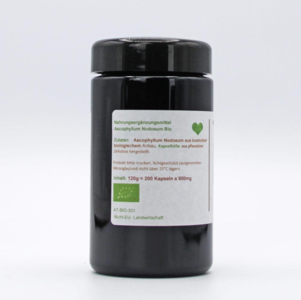 Merciful Trading | Ascophyllum nodosum Braunalge BIO 2