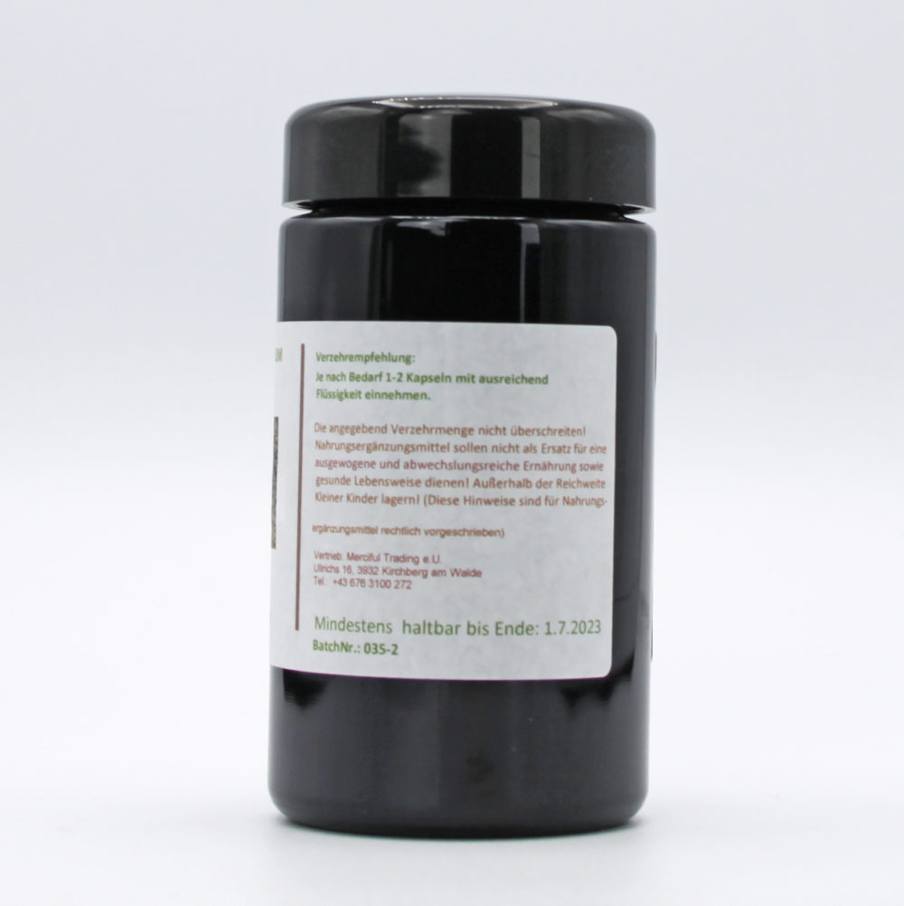 Merciful Trading | Ascophyllum nodosum Braunalge BIO 3