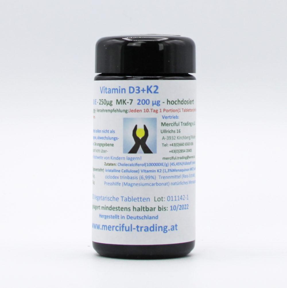 Merciful Trading | Vitamin D3 & K2 1