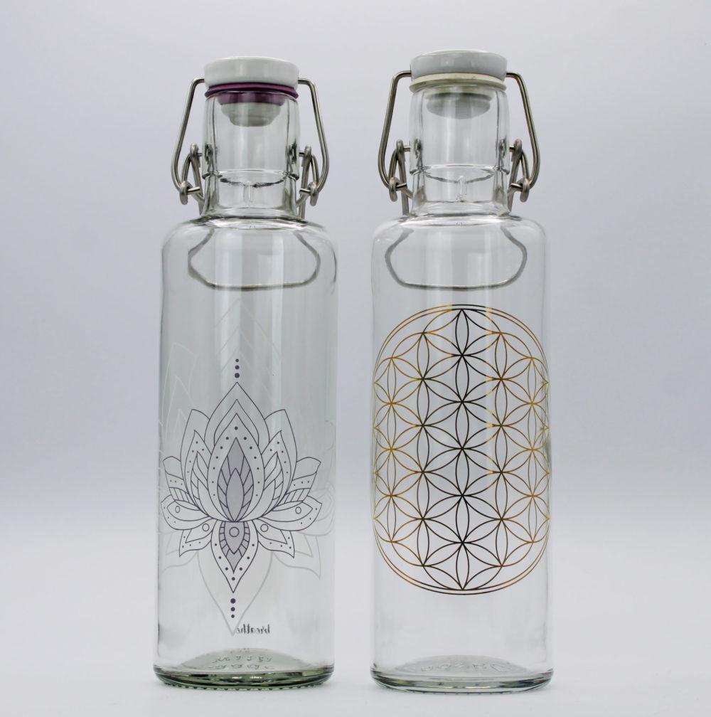 soulbottles   Trinkflasche aus Glas 3