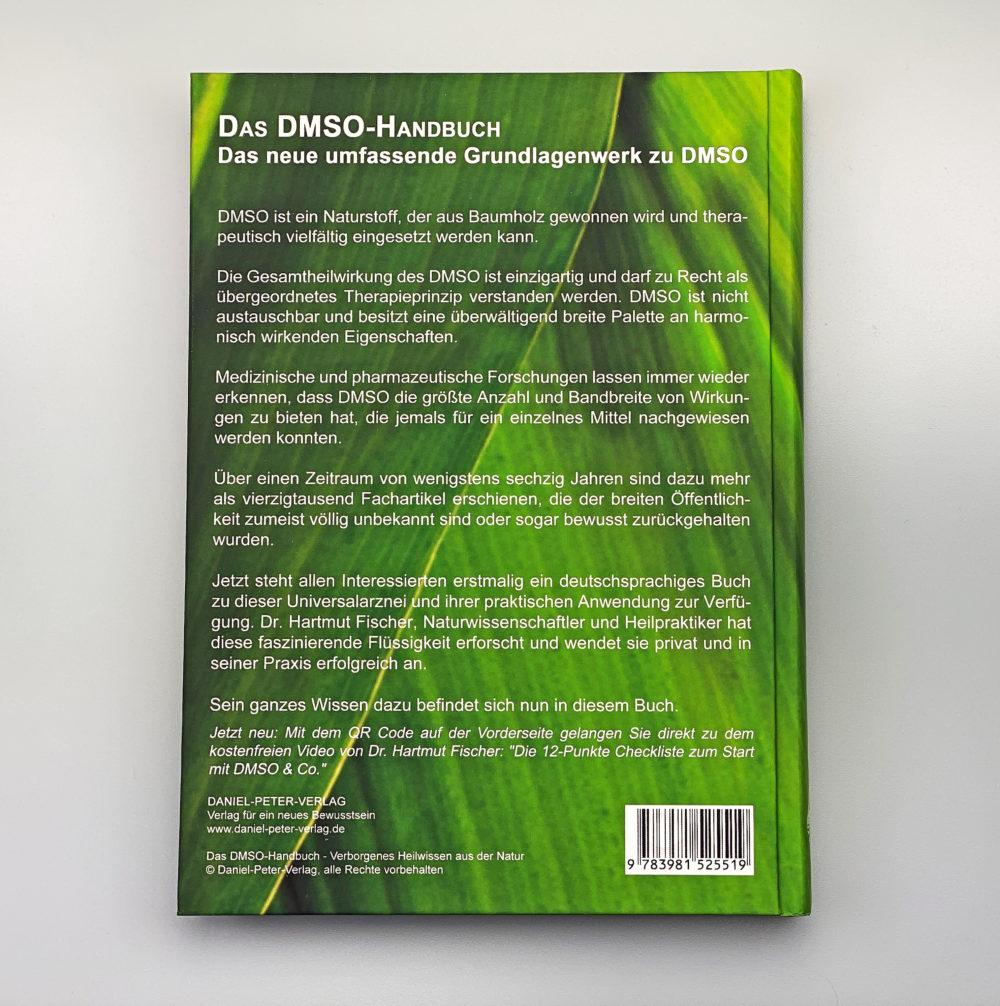 Buch | Das DMSO-Handbuch 2