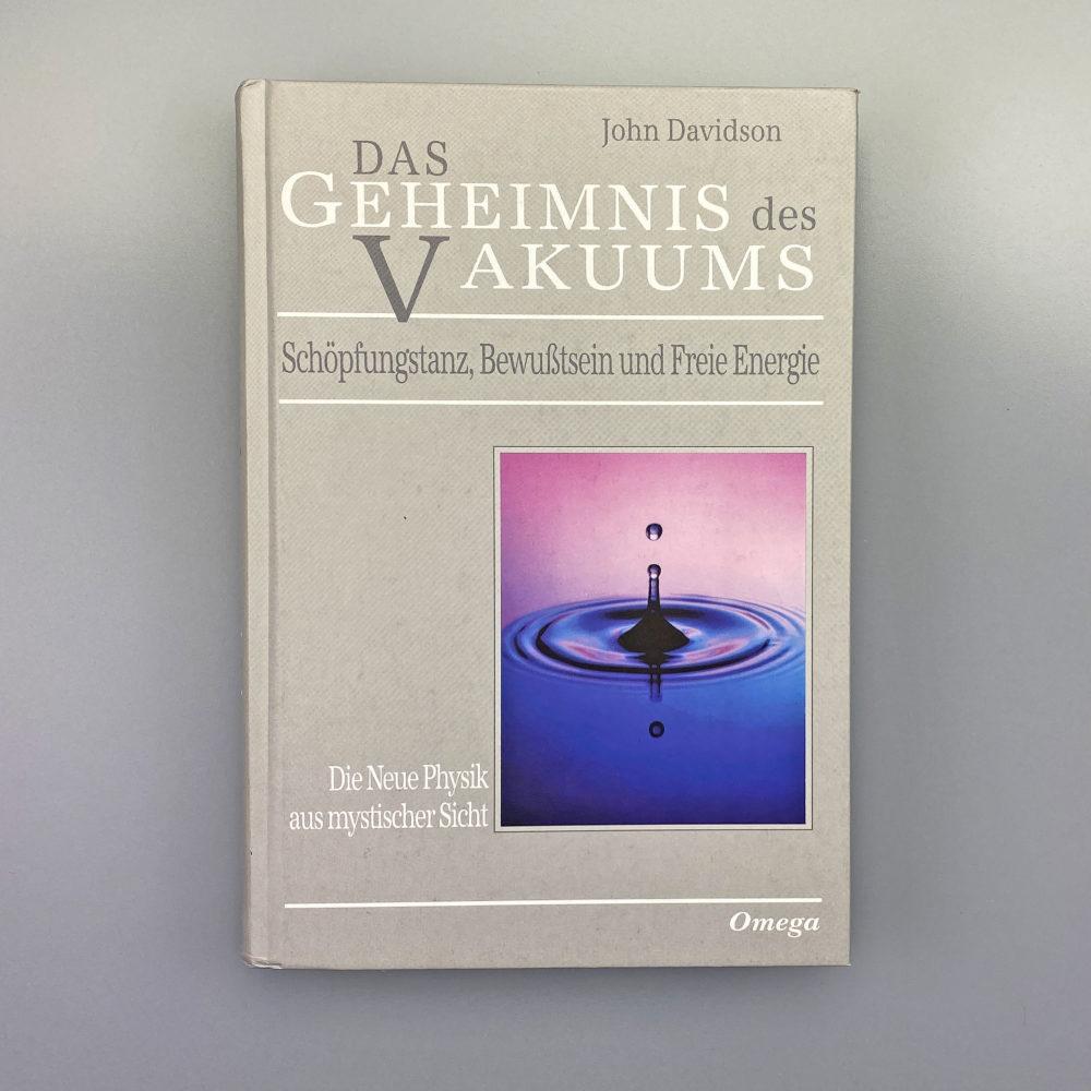 Buch   Das Geheimnis des Vakuums 1
