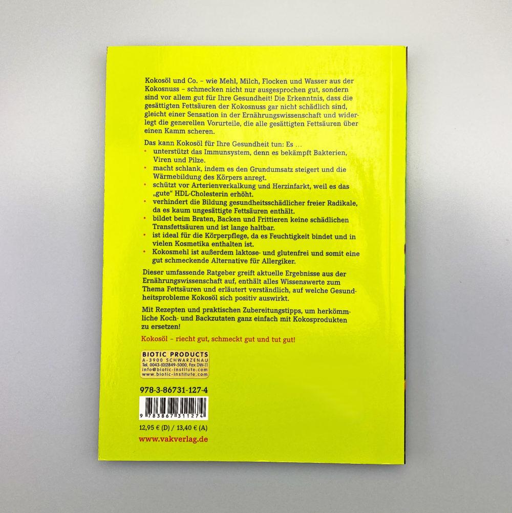 Buch | Das Kokosbuch 2