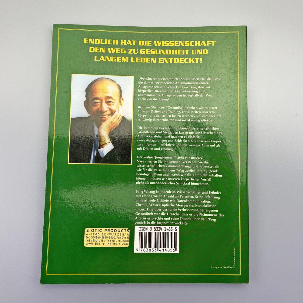Buch | Der Weg zurück in die Jugend 1