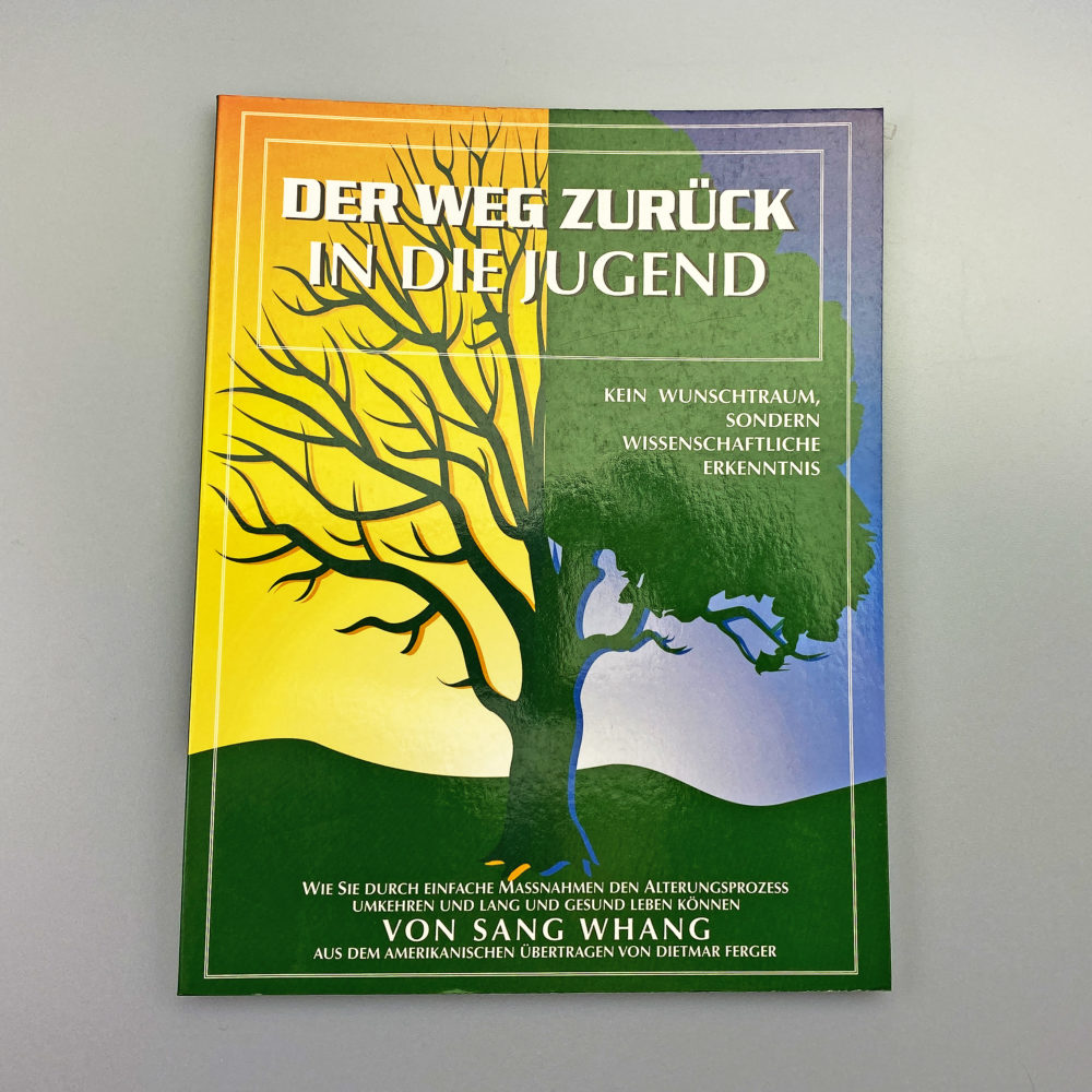 Buch Der Weg zurück in die Jugend
