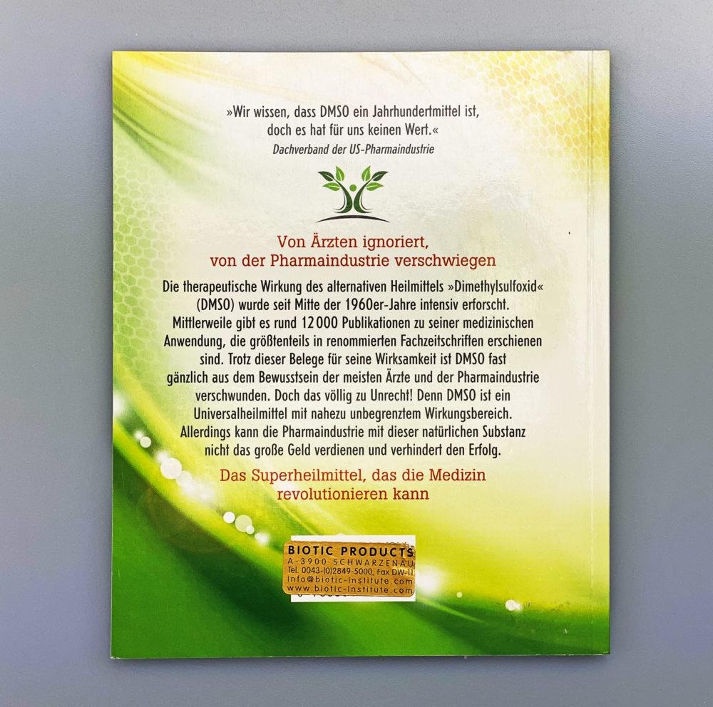 Buch | Praxisbuch DMSO 1