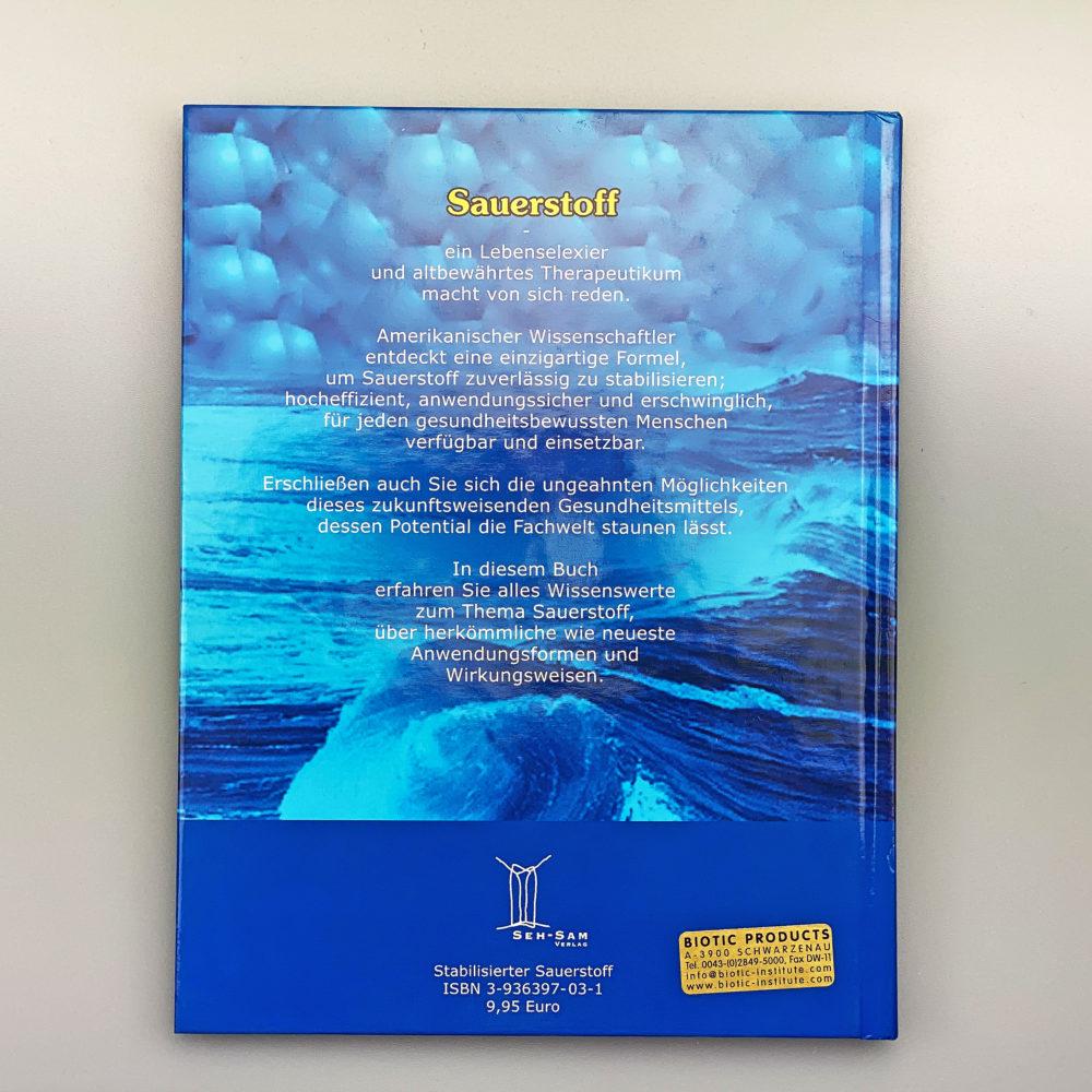 Buch | Stabilisierter Sauerstoff 1
