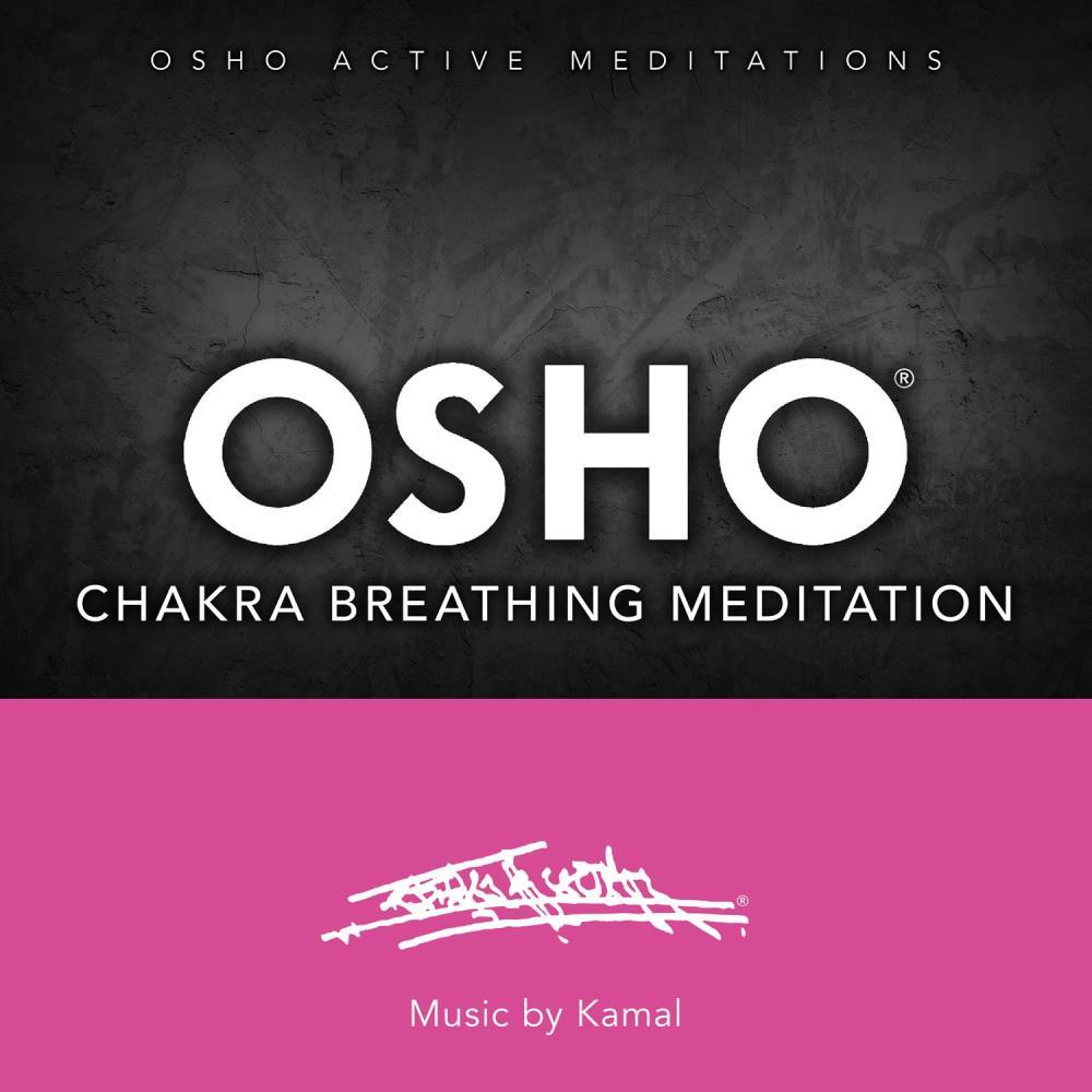 CD Osho Chakra Breathing Meditation