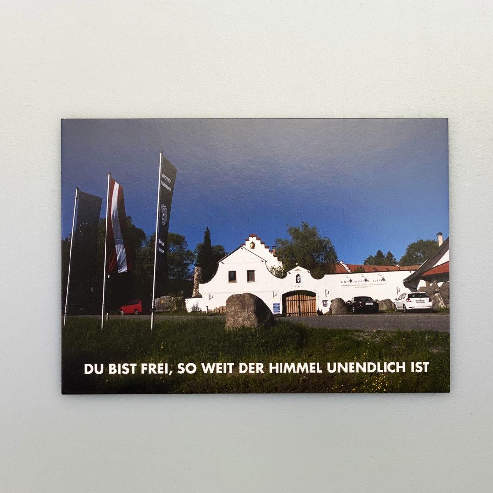 Zitate Yod | Postkarte 4