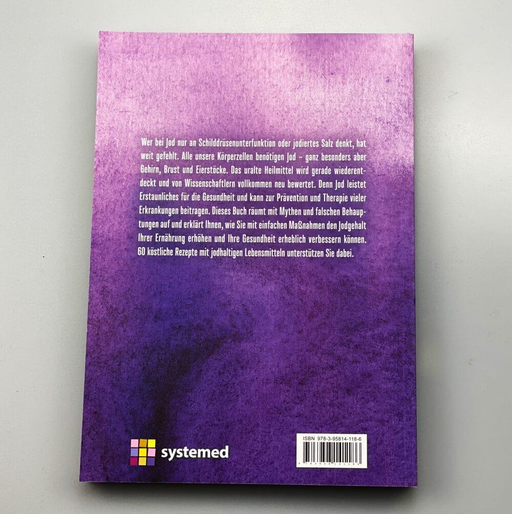 Buch Jod - Kyra Kauffmann