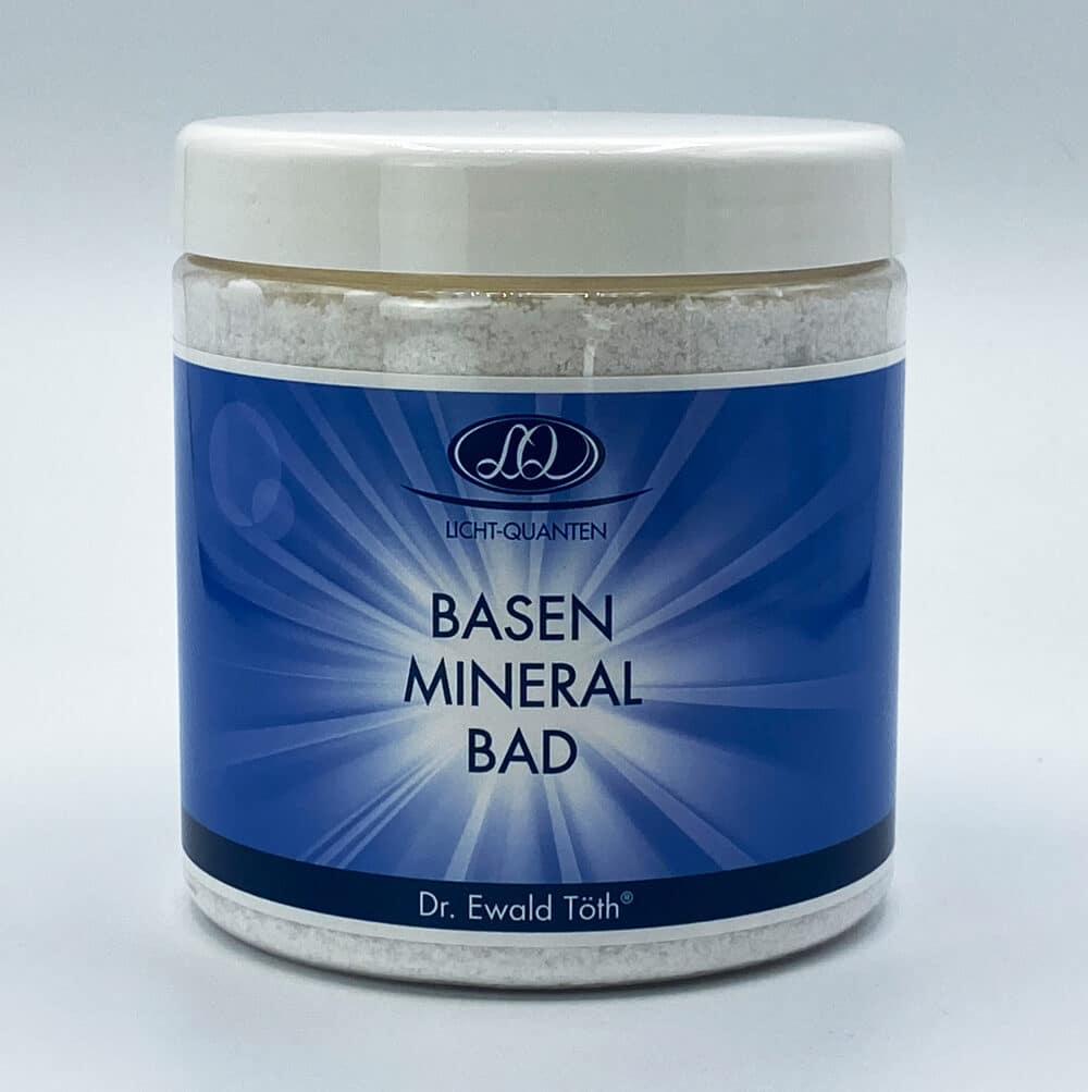 Lichtquanten Basen Mineral Bad Dr. Töth